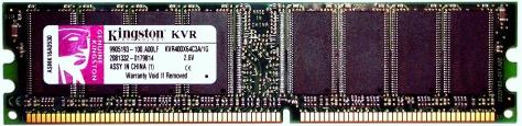 DDRSDRAM400-1GB