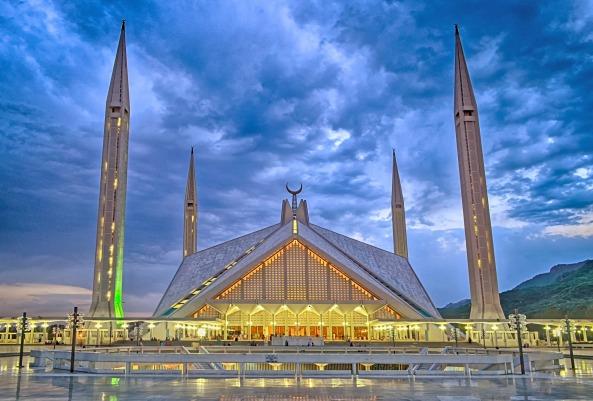 Faisal Mosque Islamabad 2