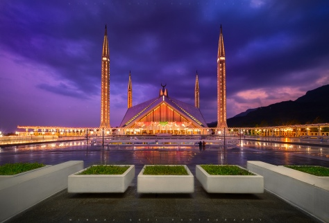 Faisal Mosque Islamabad 5
