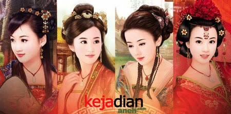 Legenda-4-Wanita-Cantik-Cina