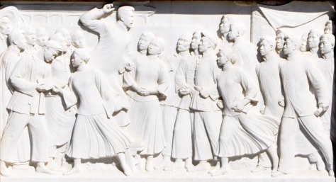 reliefs-in-monument