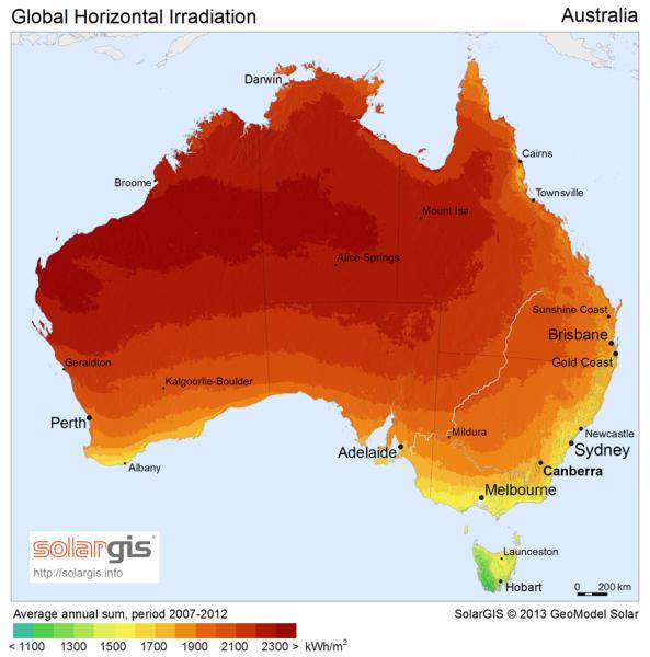 SolarGIS-Solar-map-Australia-en