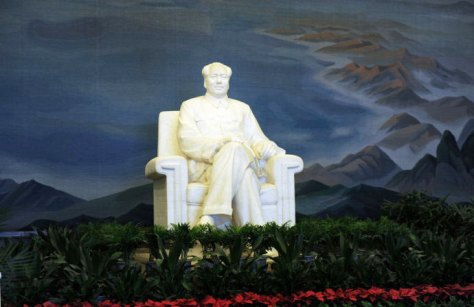 statue-of-chairman-mao