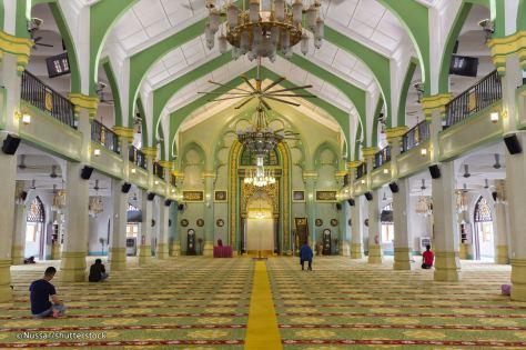 Sultan Mosque 1