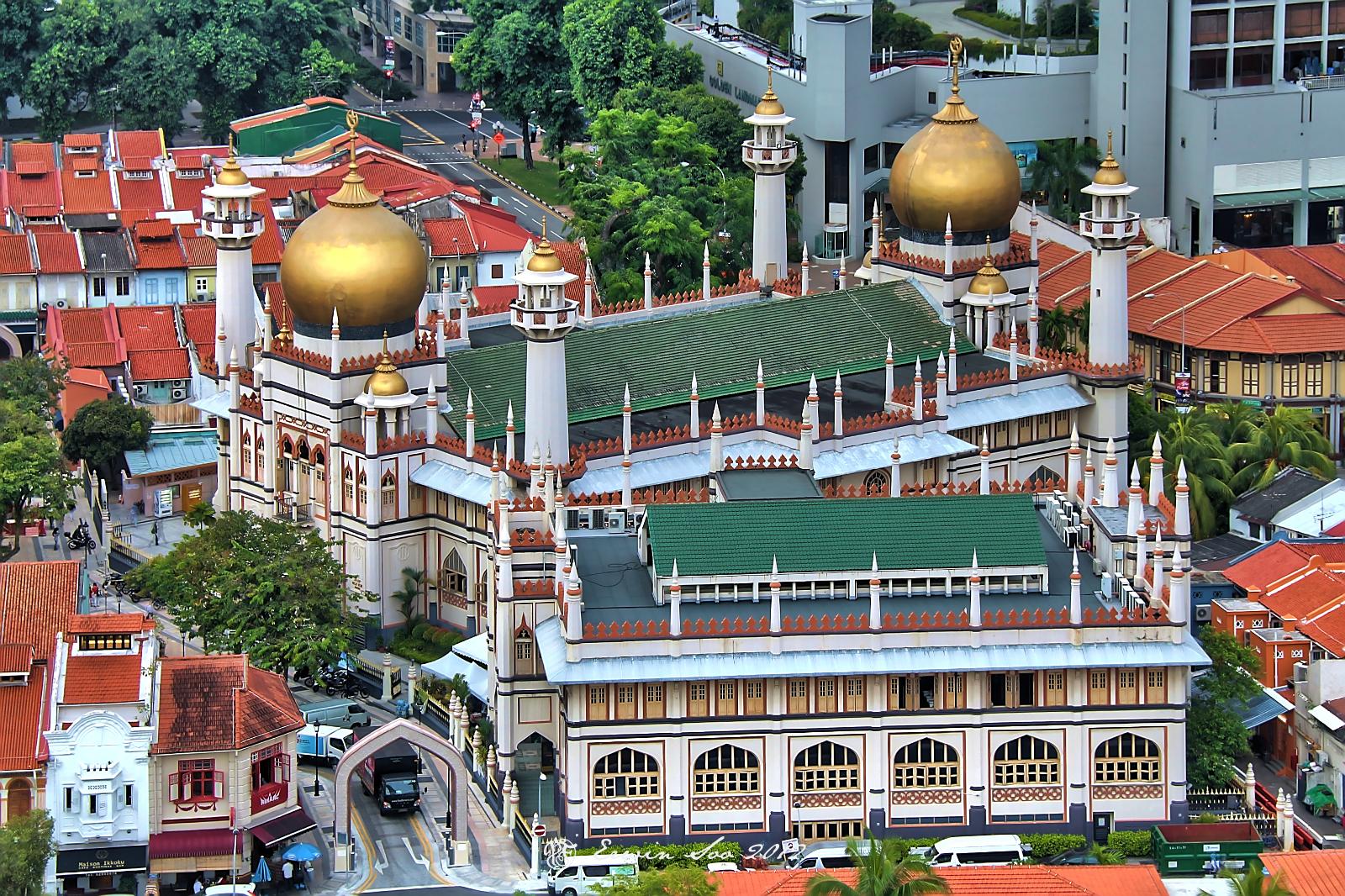 Sultan Mosque 2