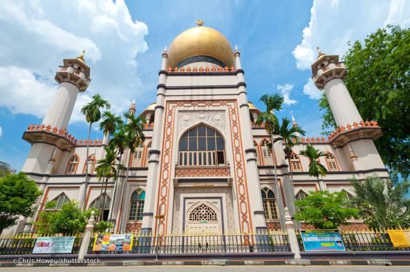 Sultan Mosque 3