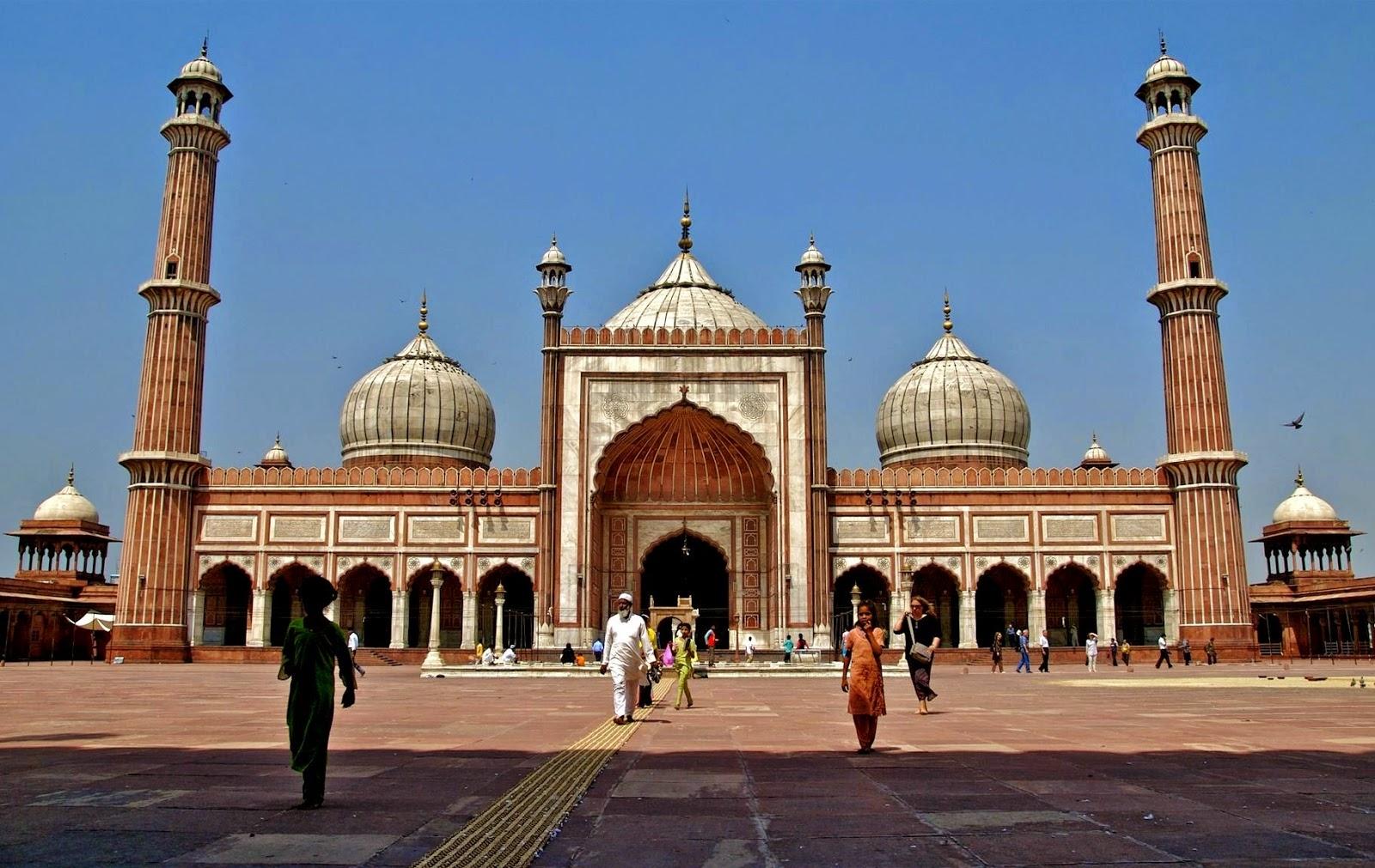 Taj ul Mosque 1