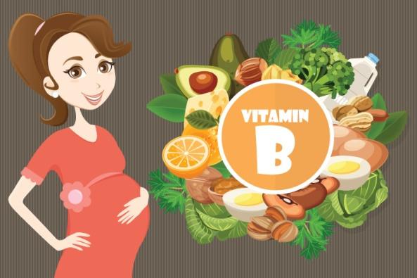 Vitamin-B-Complex-During-Pregnancy