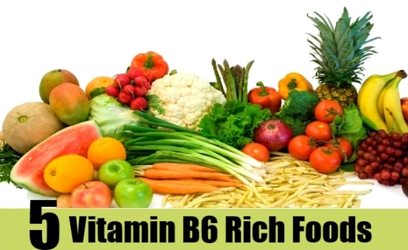 Vitamin-B6-Rich-Foods