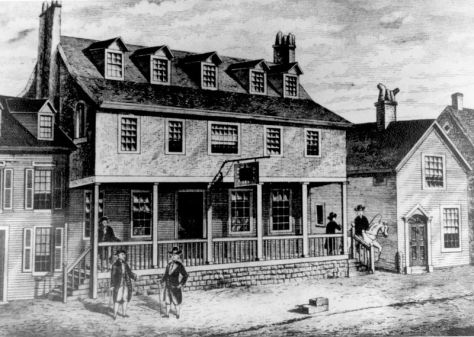 800px-Sketch_of_Tun_Tavern_in_the_Revolutionary_War