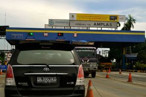 Amplas_Toll_Plaza,_Medan