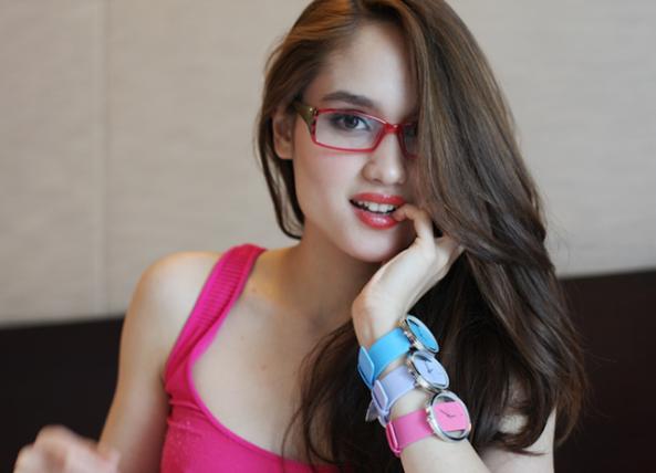 Biodata dan Profil Artis Cinta Laura (2)
