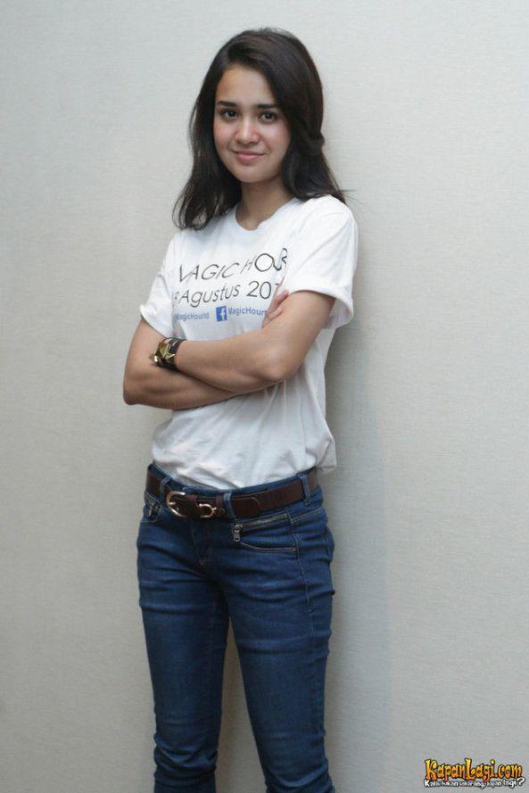 Biodata dan Profil Artis Michelle Ziudith