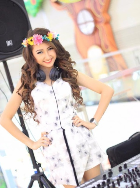 Biodata dan Profil DJ Cantik Diony Cindy Dyana (2)