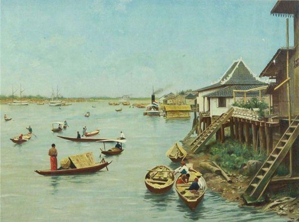 COLLECTIE_TROPENMUSEUM_De_rivier_de_Musi_bij_Palembang_TMnr_5426-8