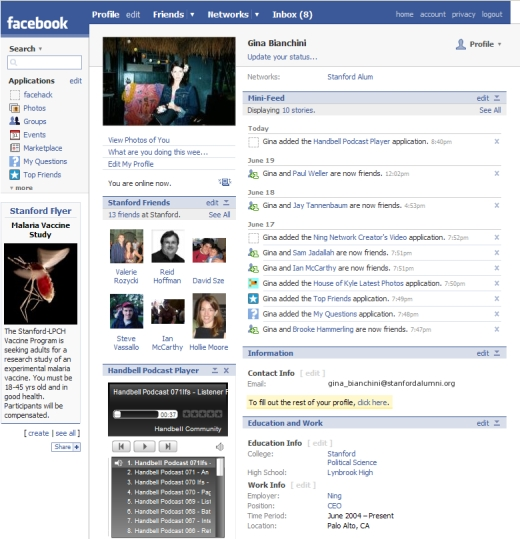 Facebook2007
