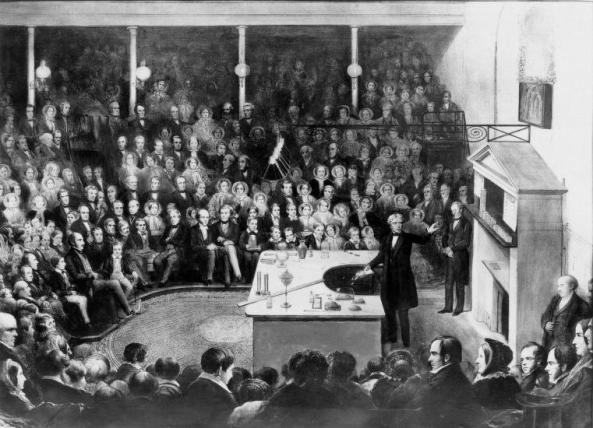 Faraday_Michael_Christmas_lecture