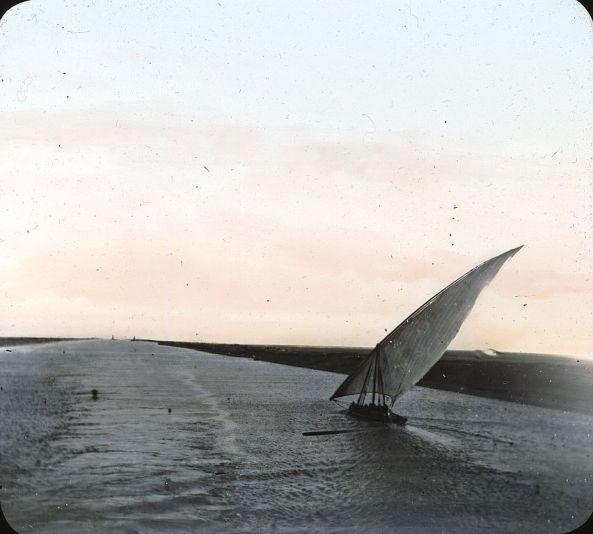 Suez_Canal,_Egypt._Lantern_Slide
