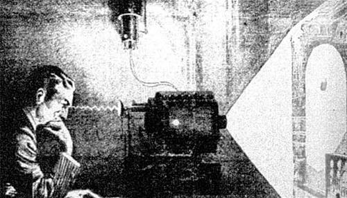 Teslathoughtcamera