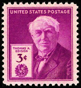 Thomas_Edison_3c_1947_issue_U.S._stamp