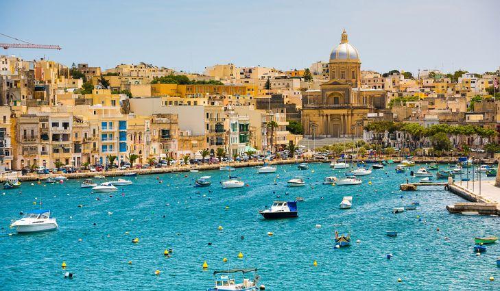 10. Malta - 316 km²