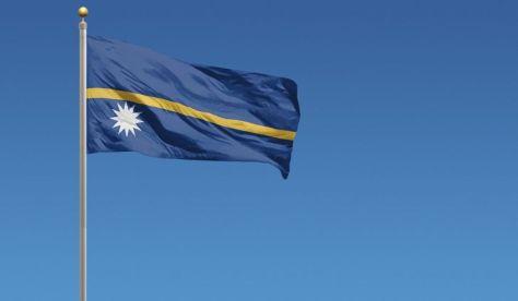 3. Nauru - 21 km²