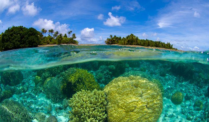 7. Marshall Islands - 181 km²