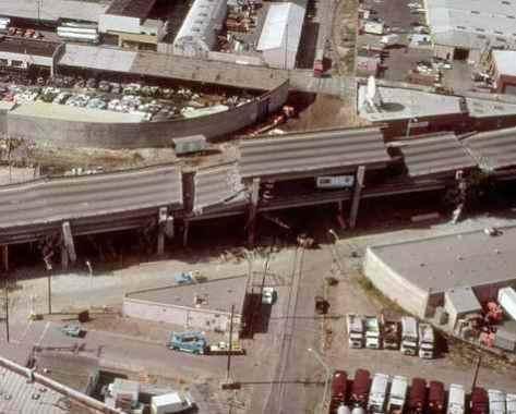 EarthquakeFreewayCa1989