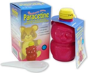 Paracetine-sirup 60ml 250
