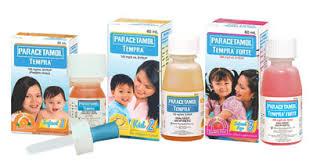 tempra paracetamol