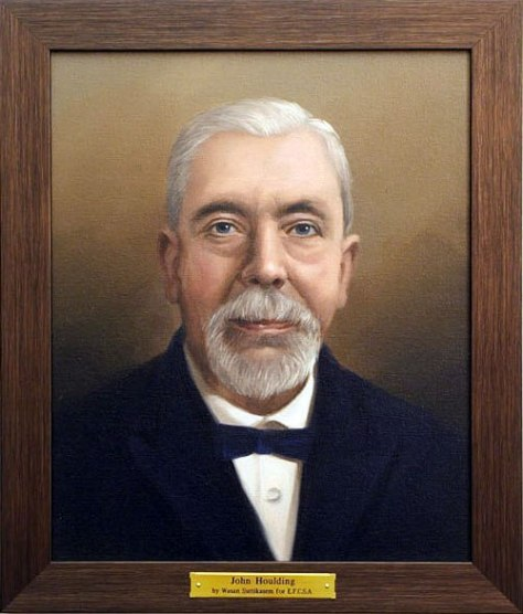 John Houlding – Founding father LFC