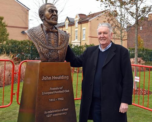 John Houlding Statue 3