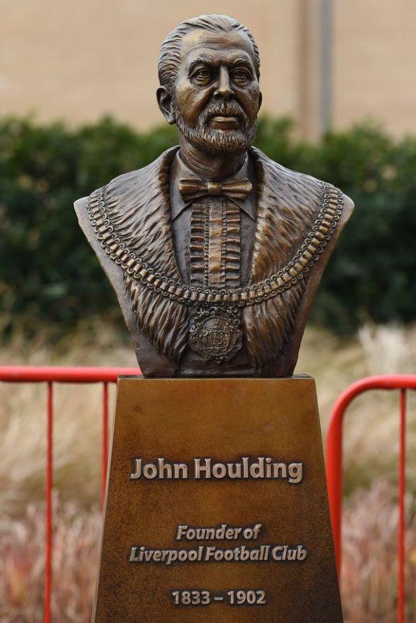 John Houlding Statue