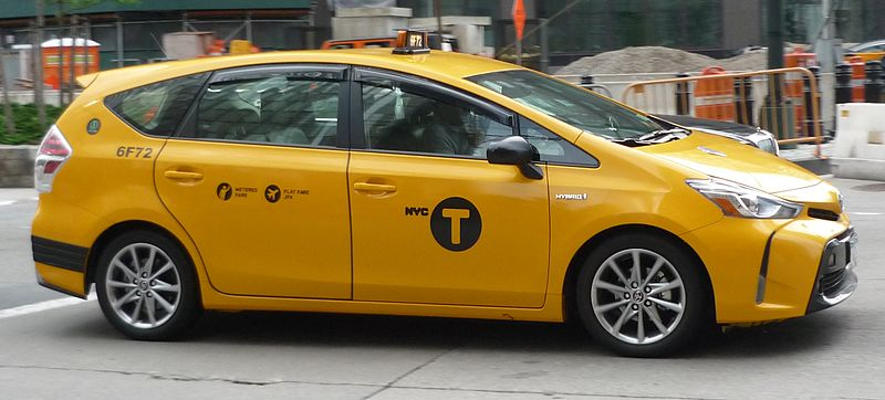 NYC_Toyota_Prius_v