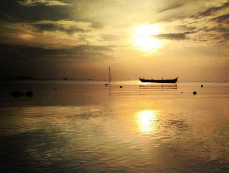10. Panorama Alam dan Wisata Pantai Kenjeran