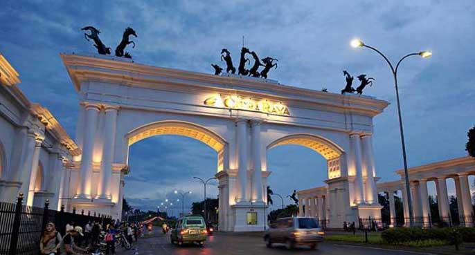 13. Patung Citra Raya Surabaya