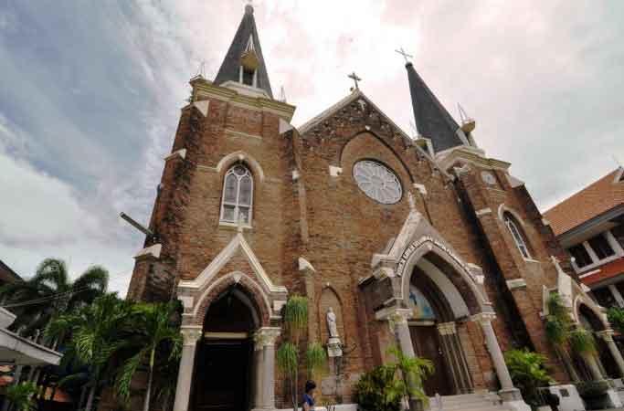 19. Gereja Perawan Maria tak Berdosa