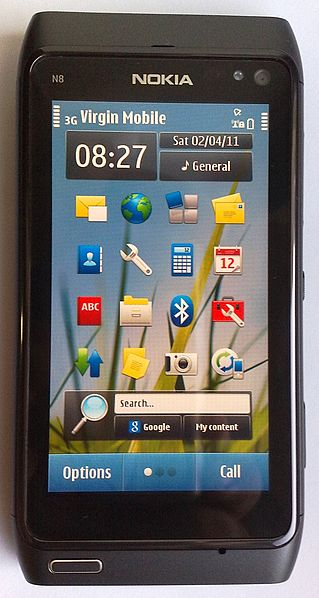 319px-Nokia_N8_(front_view)