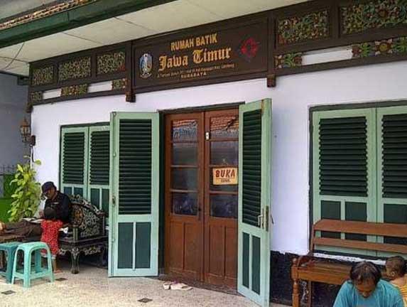 9. Rumah Batik